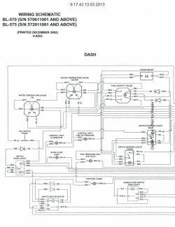 Mustang 2060 Wiring Diagram - Wiring Diagrams Dock